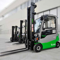 4-wheel electric forklift truck 1 500 - 2 000 kg | B415-416-418-420 CESAB