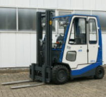 4-wheel explosion proof electric forklift truck 1.2 - 2.5 t | EFG..XC series MIAG