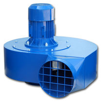 Centrifugal fan / extraction / industrial