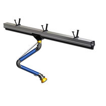 Slide rail / for extraction arms