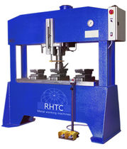 Hydraulic press / stamping / straightening / with fixed table