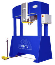 Hydraulic press / forming / with fixed table / with movable piston