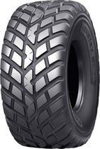 Agricultural tire / for off-road trucks / radial