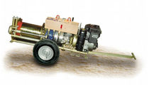 Hydraulic winch / lifting