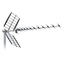 UHF antenna / Yagi / directional / outdoor