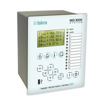 Under-current protection relay / over-voltage / earth-leakage / temperature