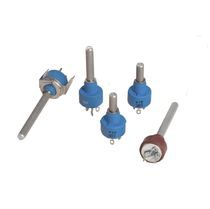 Multi-turn potentiometer / manual / cermet / control