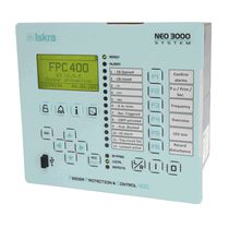 Thermal protection relay / under-voltage / over-voltage / earth-leakage