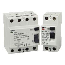 Residual current residual current circuit breaker / modular / molded case