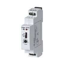 Electronic time relay / multi-function / DIN rail mounted