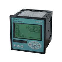 Electrical network analyzer / power / voltage / harmonic