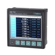 Power quality analyzer / for electrical networks
