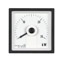 Reactive power meter / active power