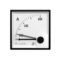 Current meter / bimetal / with maximeter