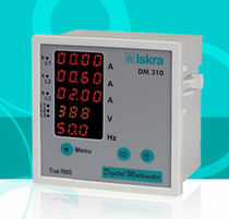 Digital multimeter / panel-mount / voltage / current