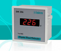Digital voltmeter / stationary / DC / AC