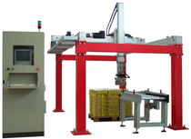 Robotic depalletizing cell / palletizing / package