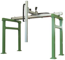 Gantry palletizer and depalletizer / pallet / automatic
