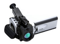 Night vision camera / infrared / focal plane array / high-resolution