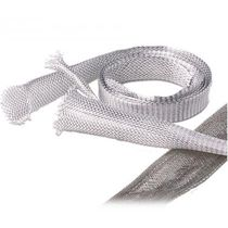 Knitted metal mesh / for EMI shielding