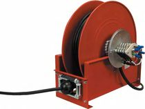 Cable reel / spring / open