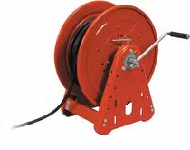 Cable reel / manual / open