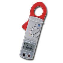 Digital clamp multimeter / portable / voltage / current