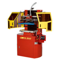 Cast screen printing machine / multi-color