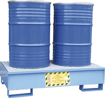 Multi-use containment bund / 2-drum / steel