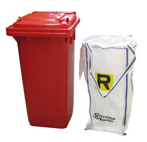 Hazardous waste big bag / mini / UN-approved
