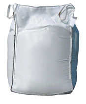 Hazardous waste big bag / with polyethylene liner