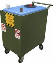 Used oil storage storage unit