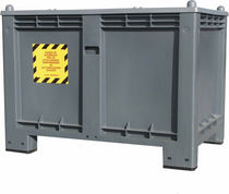 Polypropylene pallet box / storage / stacking