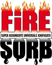 Powder absorbent / universal / fire-rated