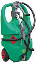 Diesel mobile refueling station / AdBlue / gasoline