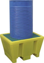 1-drum spill pallet / polyethylene