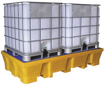 IBC container spill pallet / polyethylene