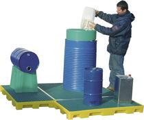 Modular spill platform