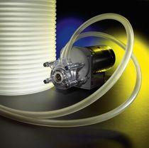 PVC hose / for acids / peristaltic pump / high-resistance