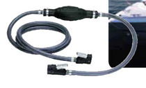 Thermoplastic hose / for fuel / for marine applications