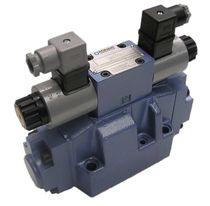 Spool hydraulic directional control valve / electro-hydraulic / 3-way