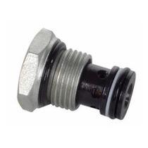 Cartridge check valve / threaded / hydraulic