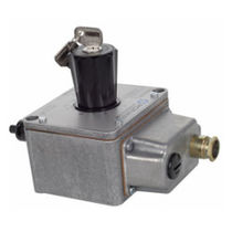 Oil pressure switch / electronic / for hydraulic applications / explosion-proof