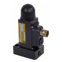 Oil pressure switch / mechanical / for hydraulic applications / explosion-proof