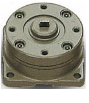 Internal-gear pump / rotary lobe / feed / with two inner intakes