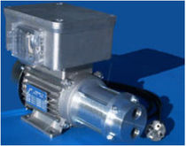 Hydraulic power unit with electric motor / compact