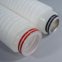 Nylon filter cartridge / membrane / for biopharmaceutical applications