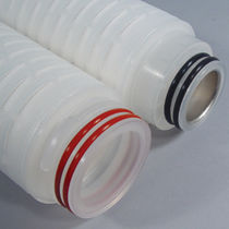 Nylon filter cartridge / membrane / for food industry