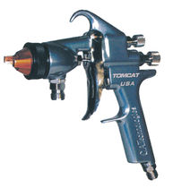 Spray gun / finishing / for paint / manual