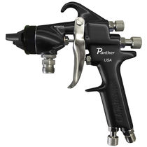 Spray gun / finishing / for adhesives / manual